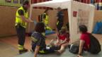 Video «Eidgenössisches Turnfest – «Puls» begleitet die Sanität» abspielen
