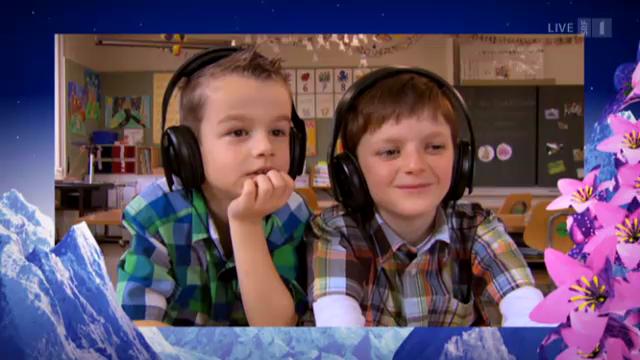 «Kännsch dä...?» - Schweizer Kids erraten Schweizer Hits - Teil 1