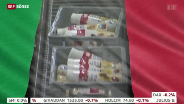 Video «SRF Börse vom 27.08.2014» abspielen