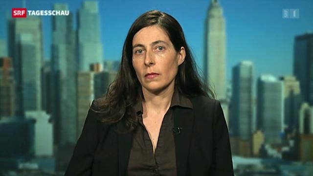 SRF-Korrespondentin Karin Bauer über den Freispruch