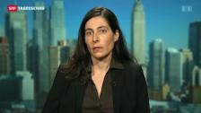 Video «SRF-Korrespondentin Karin Bauer über den Freispruch» abspielen
