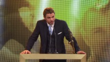 Video «CSSA: Stan Wawrinka Sportler des Jahres» abspielen