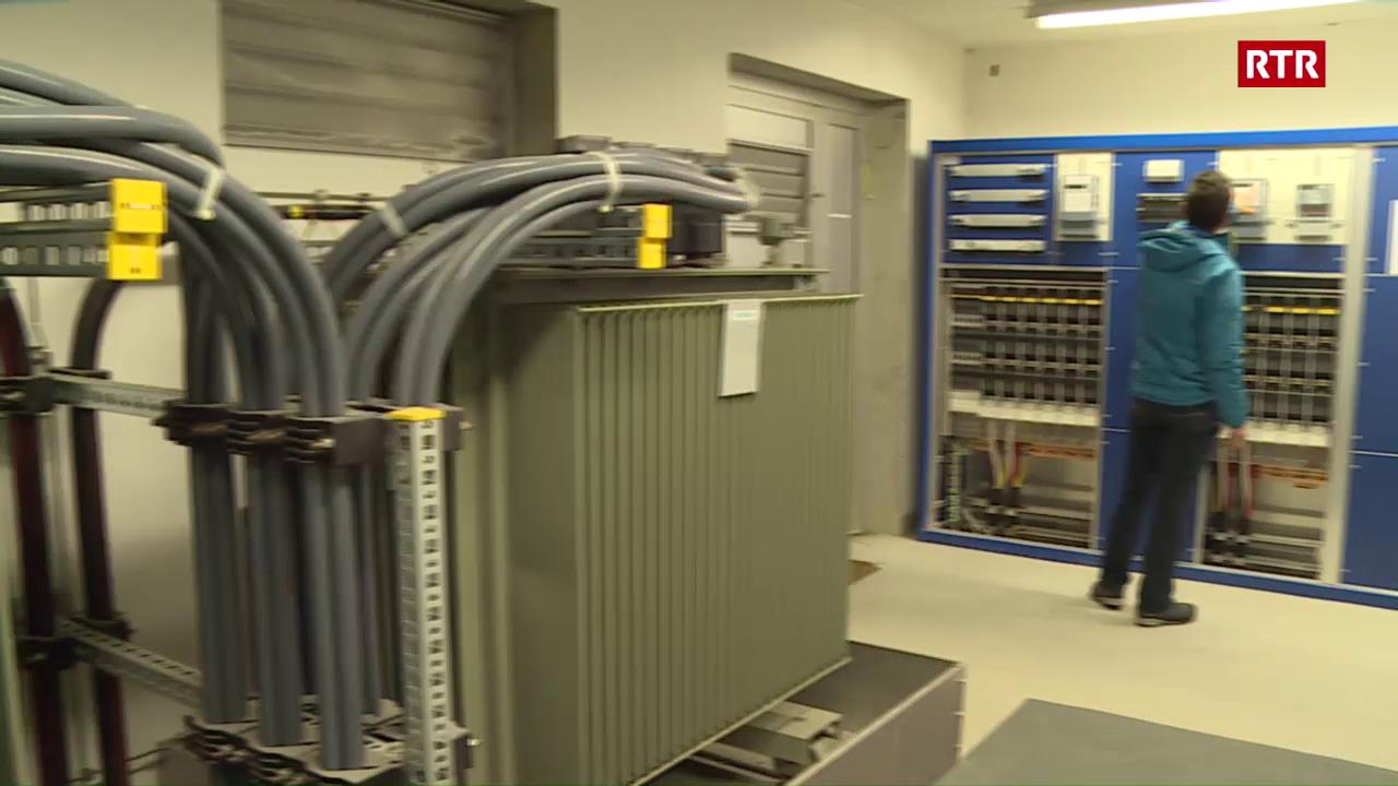 Impraisa electrica Samedan duess daventar in SA