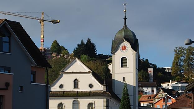 Glockengeläut der Kirche St. Verena, Wollerau