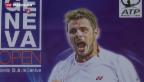 Video «Drittes hochklassiges Tennisturnier für die Schweiz» abspielen
