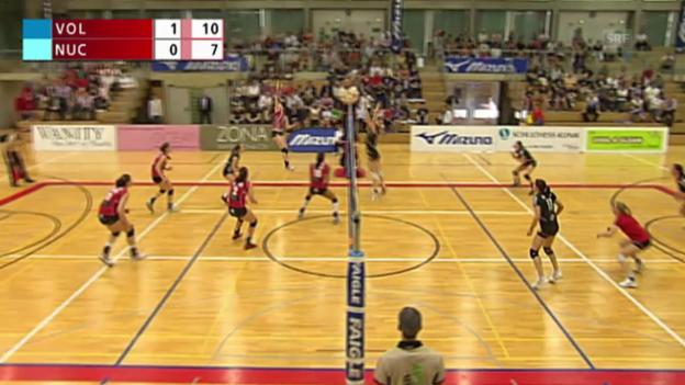 Video «Mihaijlovic bei Volero in Aktion (2011 gegen Neuchâtel)» abspielen