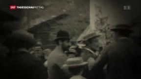 Video «Filmaufnahmen von Ferdinand Hodler» abspielen