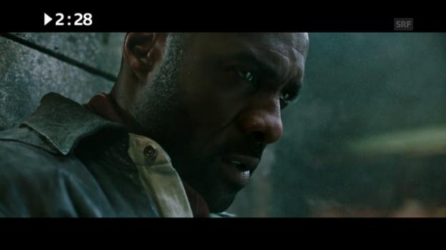 Video «Filmstart diese Woche: «The Dark Tower»» abspielen