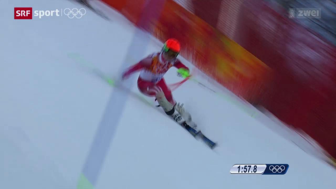 Ski: Viletta holt sensationell Kombi-Gold