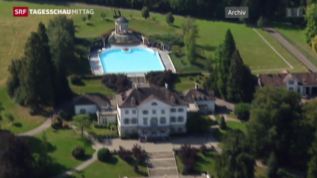 Video «Bundesgericht bestätigt das Erb-Urteil» abspielen