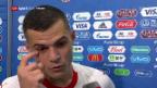 Video Xhaka: «Die Mannschaft hat einen Riesenschritt nach vorn gemacht» abspielen.