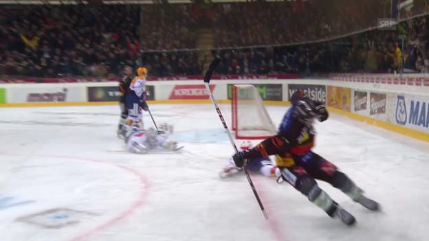Video «Die 3 Tore bei SCB - ZSC» abspielen