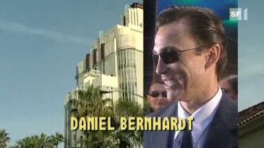 Video «Goldenes Rüebli goes Hollywood: Stuntman Daniel Bernhardt» abspielen
