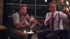 Video «Baschi und Deville singen Karaoke» abspielen