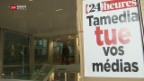 Video «Medienlandschaft Westschweiz unter Druck» abspielen