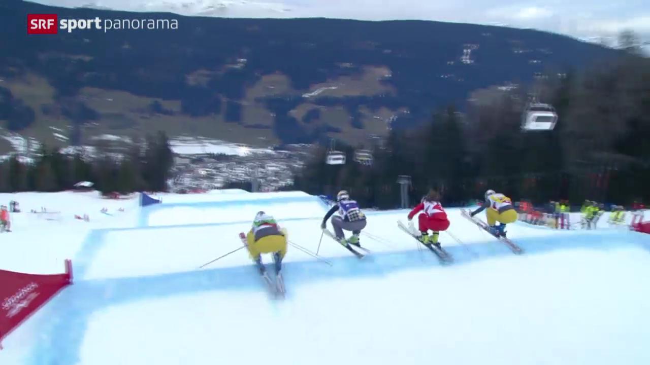 Skicross: Weltcup in Innichen