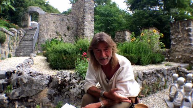 Video «Fragerunde 1 mit Ralph Wicki» abspielen