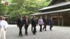 Video «G7-Gipfel in Japan» abspielen