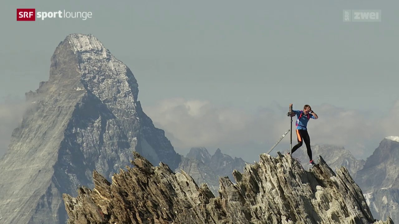 Bergsport – in Laufschuhen auf die Viertausender