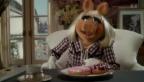 Video «Was für eine Frau, die Sau: Miss Piggy erhält Frauenrechts-Preis» abspielen