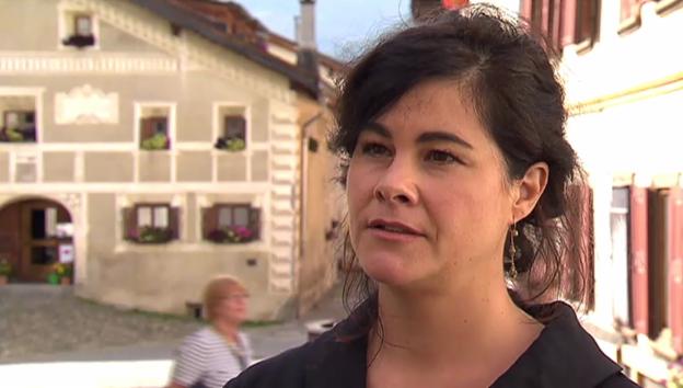 Video «Tonia Maria Zindel über ihr kindliches Temperament» abspielen