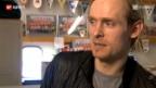 Video «Björgvin Gustavsson – Weltklasse-Goalie der Kadetten Schaffhausen» abspielen
