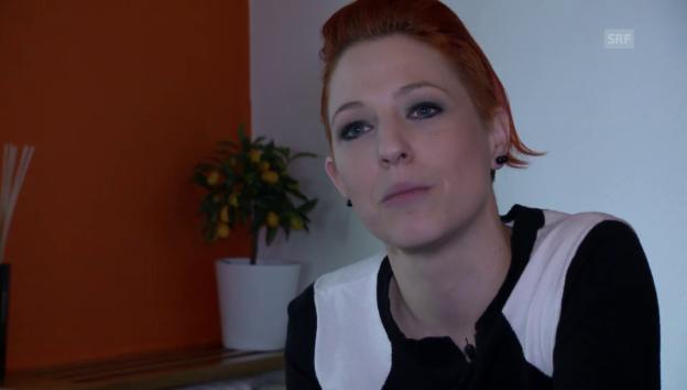 Video «Liebes–Aus: Meta Hiltebrand trennt sich von Tobias Stahel» abspielen