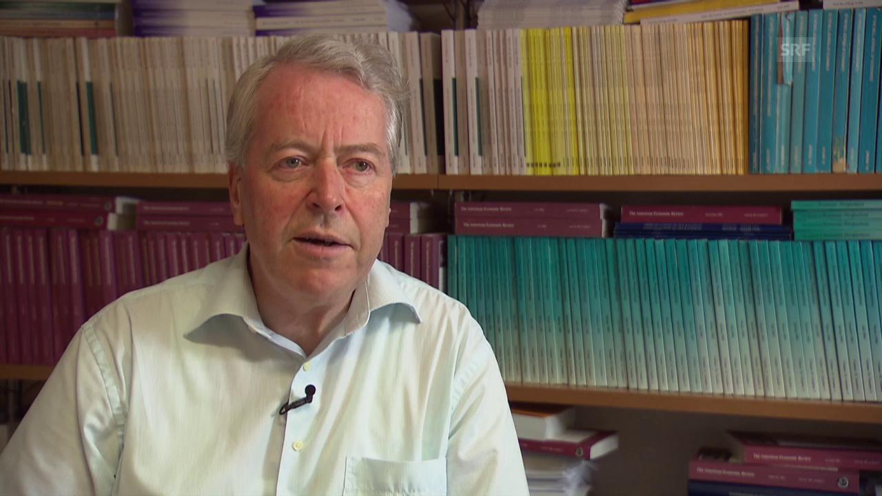 Martin Hellwig über Bankenregulierung