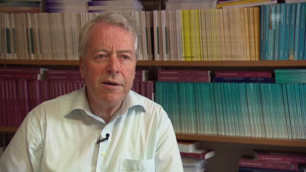 Video «Martin Hellwig über Bankenregulierung» abspielen