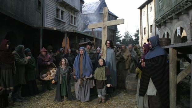 Video «Der Kreuzzug der Kinder - Die Kinderpropheten und der Papst» abspielen