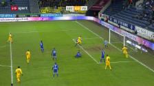 Link öffnet eine Lightbox. Video YB macht sich mit 4:2-Sieg in Luzern zum Wintermeister abspielen
