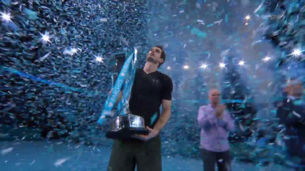 Murray schlägt Djokovic im London-Showdown