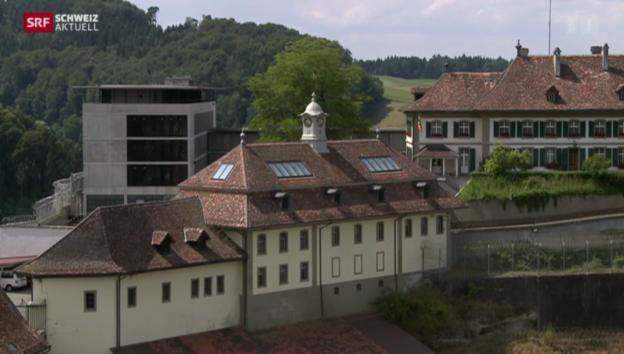 Video «Neuer Direktor der Strafanstalt Thorberg» abspielen
