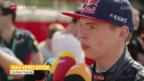 Video ««Unglaublich!» – Verstappen jüngster GP-Sieger aller Zeiten» abspielen