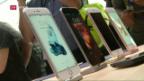 Video «FOKUS: So geht's Apple nach Steve Jobs» abspielen