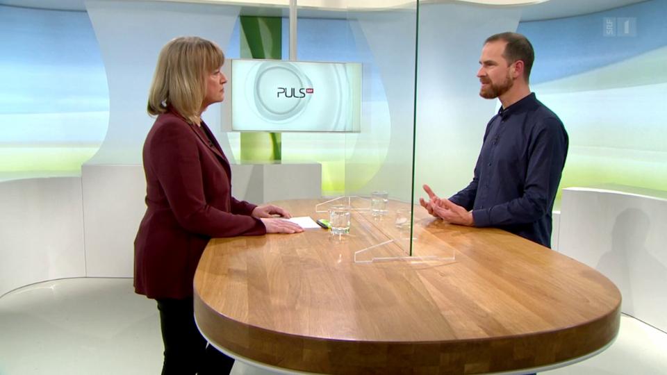 Studio-Gespräch 2 mit Lucas Maissen
