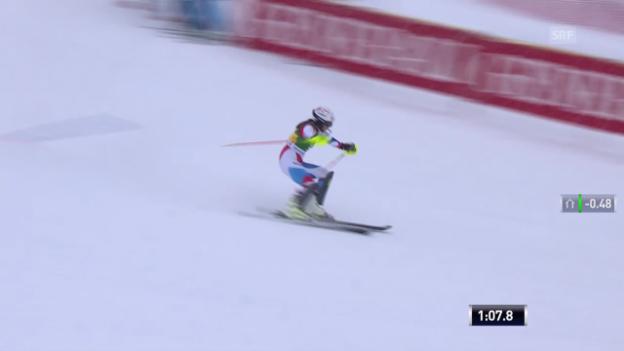 Video «Ski: Slalom Kranjska Gora («sportlive», 02.02.2014)» abspielen