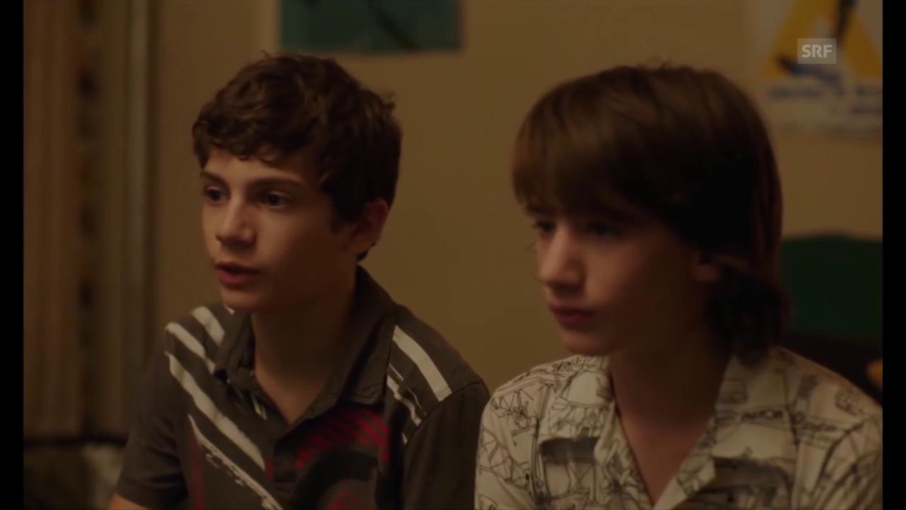 Trailer zum Film «Little Men»