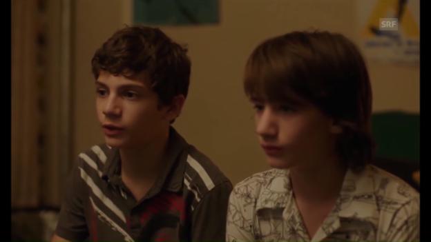 Video «Trailer zum Film «Little Men»» abspielen