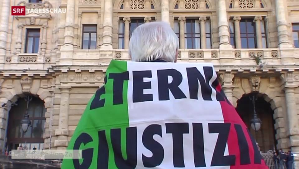 Asbest-Prozess: Anhörung im Fall Schmidheiny