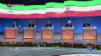 Video «Iran kurz vor Präsidentenwahl» abspielen