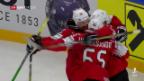 Video «Eishockey: WM, Schweiz-Österreich» abspielen