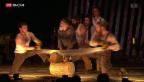 Video «Kanadische Waldakrobaten» abspielen