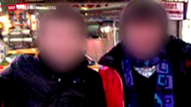 Video «Spuren verwischt – Freunde der Boston-Täter in Haft» abspielen
