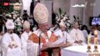 Video «Betlehem betet für Nahen Osten» abspielen