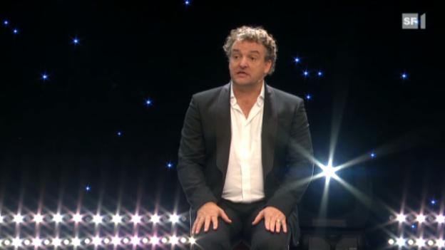 Video ««S'Fudi vo Geschter-Märchen» aus Arosa Humor-Festival 2012» abspielen