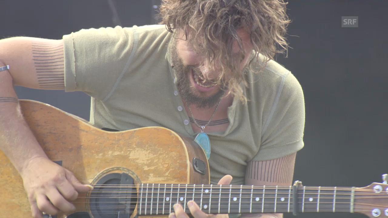 John Butler Trio am Gurtenfestival 2014
