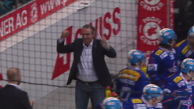 Video «Eishockey: Klotens Weg in den Playoff-Final» abspielen
