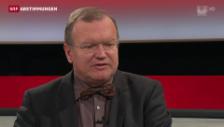 Video «Claude Longchamp über die Gründe des Gold-Neins» abspielen