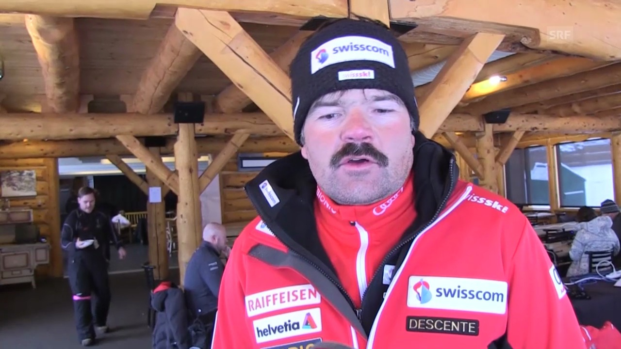 Ski. Männerchef Stauffer über die WM-Ziele